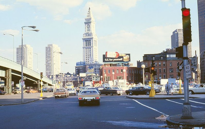 Cuoc song thuong nhat o thanh pho Boston nam 1978