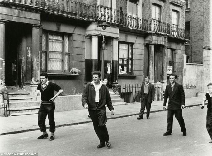 Cuoc song o London hoi thap nien 1950-Hinh-2