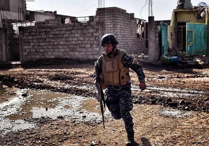 Chum anh quan doi Iraq o at danh khung bo o Tay Mosul-Hinh-3
