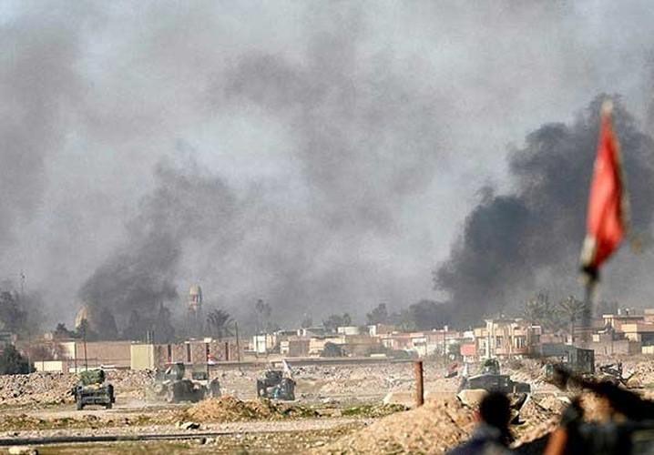 Chum anh quan doi Iraq o at danh khung bo o Tay Mosul-Hinh-6