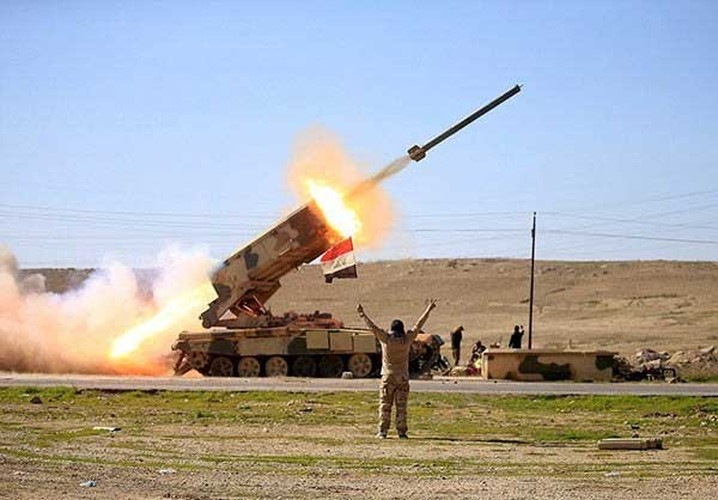 Chum anh quan doi Iraq o at danh khung bo o Tay Mosul-Hinh-7