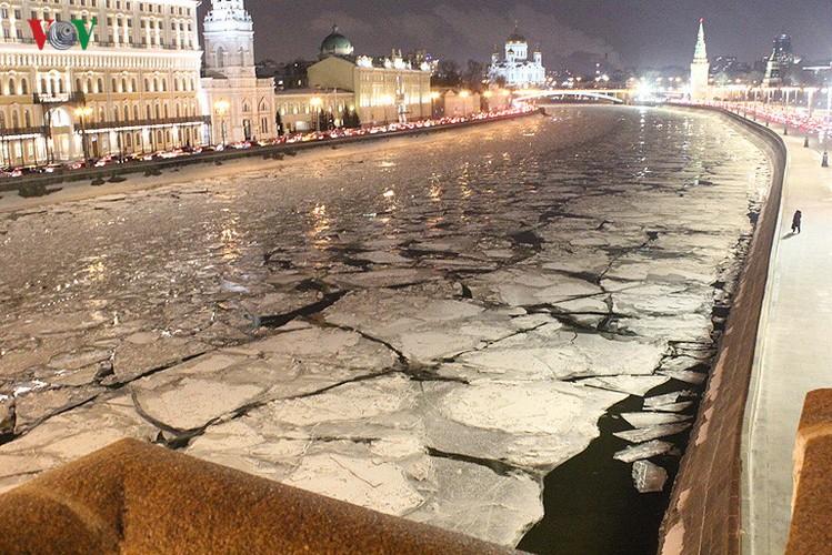 Thu do Moscow chong chiu ret dam, ret hai nhu the nao?