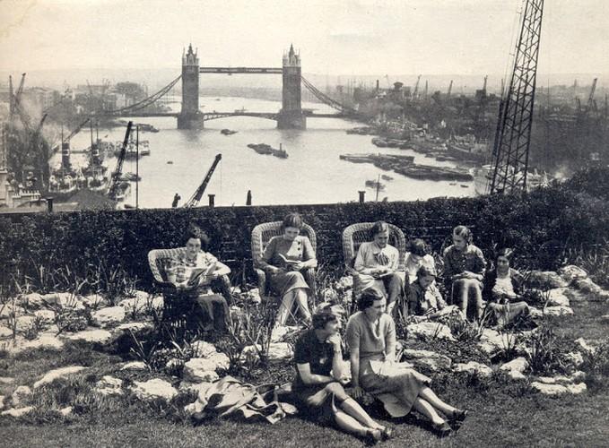 Anh: Nhip song soi dong o thu do London thap nien 1930-Hinh-11