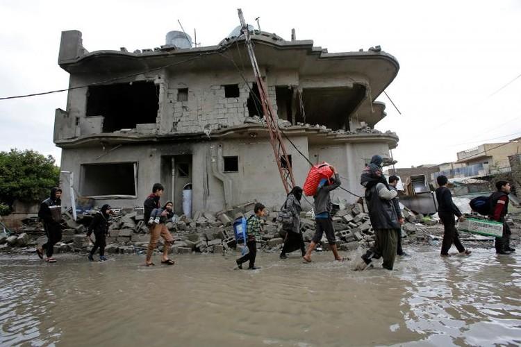 Hinh anh chien su moi nhat o thanh pho Mosul-Hinh-11