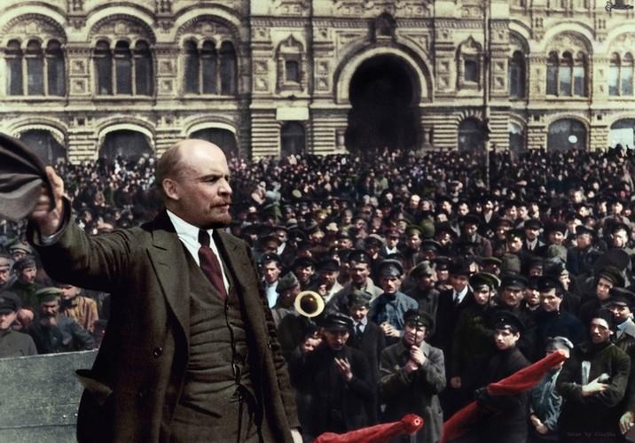 Nhung buc anh lich su ve lanh tu vi dai Lenin-Hinh-2