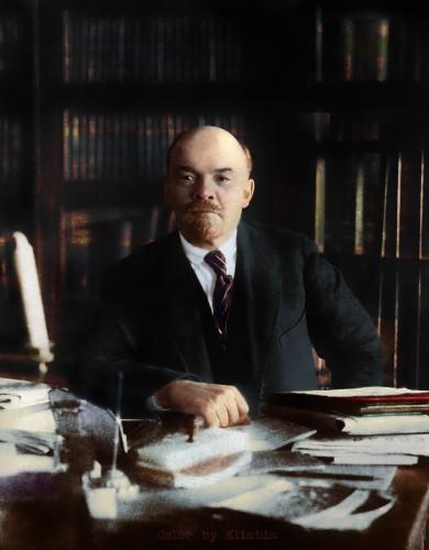 Nhung buc anh lich su ve lanh tu vi dai Lenin-Hinh-4