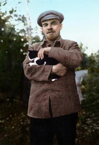 Nhung buc anh lich su ve lanh tu vi dai Lenin-Hinh-8