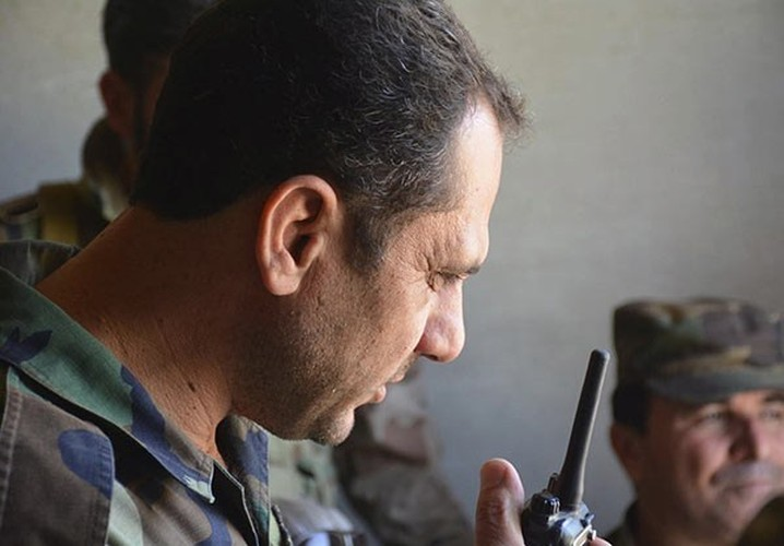 Anh: Quan doi Syria gianh lai quan al-Qaboun, khung bo rut lui-Hinh-2