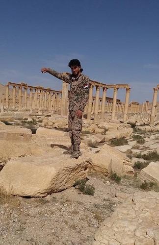 Anh: Quan doi Syria mo mat tran moi giai phong Deir ez Zor-Hinh-10