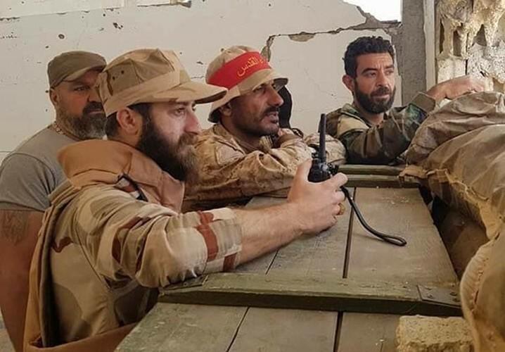 Anh: Quan doi Syria mo mat tran moi giai phong Deir ez Zor-Hinh-5