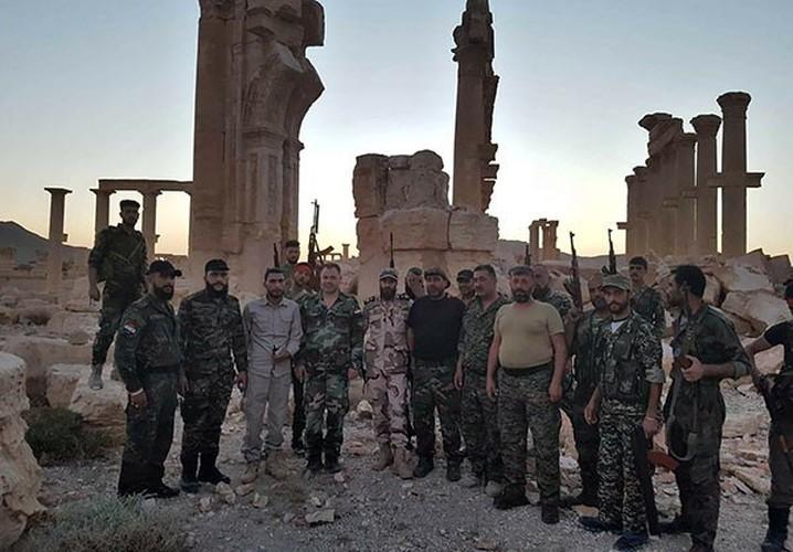 Anh: Quan doi Syria mo mat tran moi giai phong Deir ez Zor-Hinh-7