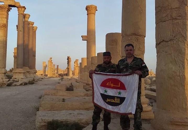 Anh: Quan doi Syria mo mat tran moi giai phong Deir ez Zor-Hinh-8