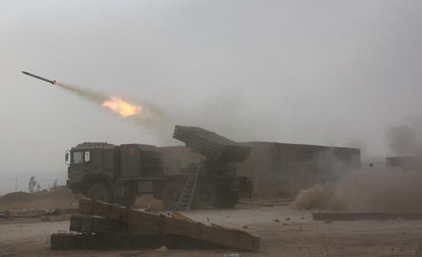 Anh: Iraq tan cong vao hang o IS cuoi cung o Mosul-Hinh-11