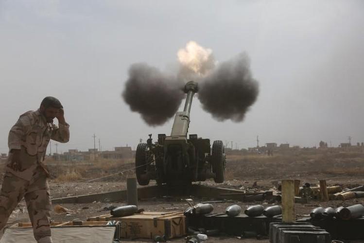Anh: Iraq tan cong vao hang o IS cuoi cung o Mosul-Hinh-12