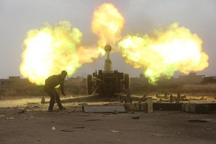 Anh: Iraq tan cong vao hang o IS cuoi cung o Mosul-Hinh-13