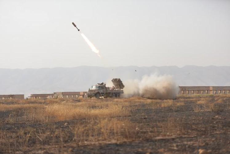 Anh: Iraq tan cong vao hang o IS cuoi cung o Mosul-Hinh-14