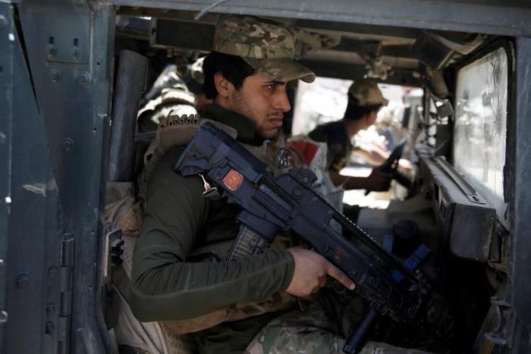 Anh: Iraq tan cong vao hang o IS cuoi cung o Mosul-Hinh-2