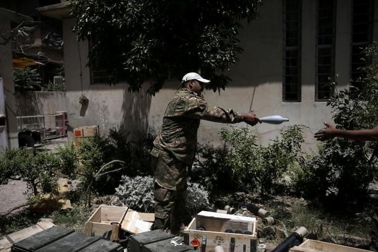 Anh: Iraq tan cong vao hang o IS cuoi cung o Mosul-Hinh-4