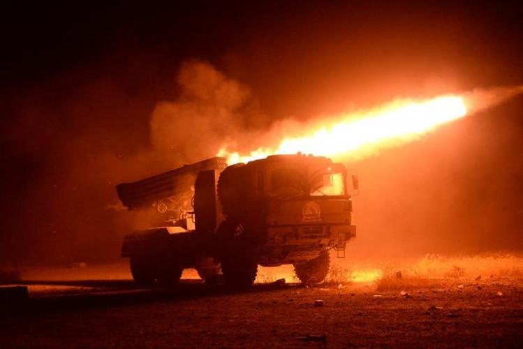 Anh: Iraq tan cong vao hang o IS cuoi cung o Mosul-Hinh-9