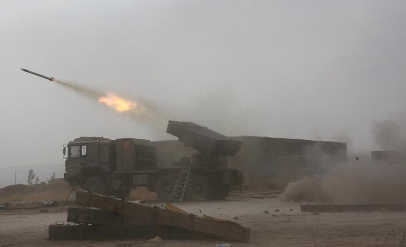 Anh: Iraq tan cong vao hang o IS cuoi cung o Mosul
