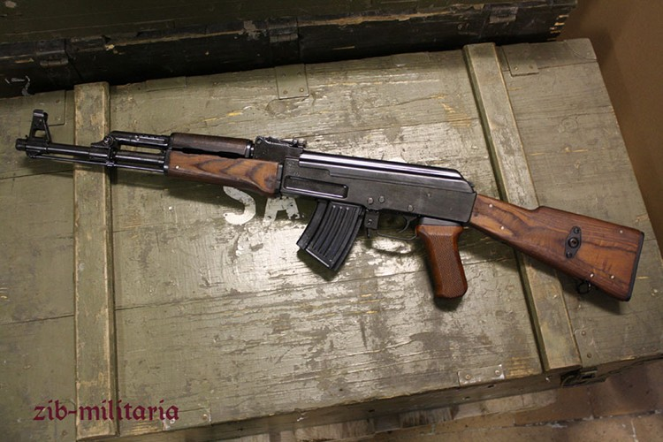 Bat ngo khau AK phong luu cua Hai quan danh bo VN-Hinh-4