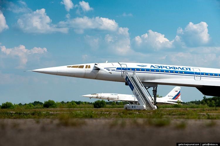 Chiem nguong dan may bay nem bom tuyet voi nhat cua Tupolev-Hinh-11