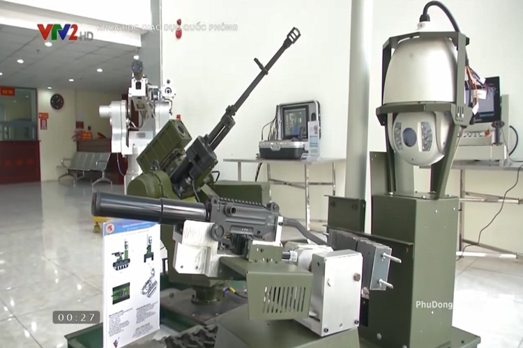 Bat ngo: Viet Nam che tao thanh cong robot chien dau-Hinh-10