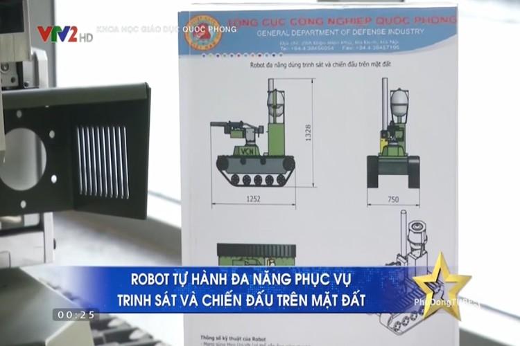 Bat ngo: Viet Nam che tao thanh cong robot chien dau-Hinh-2