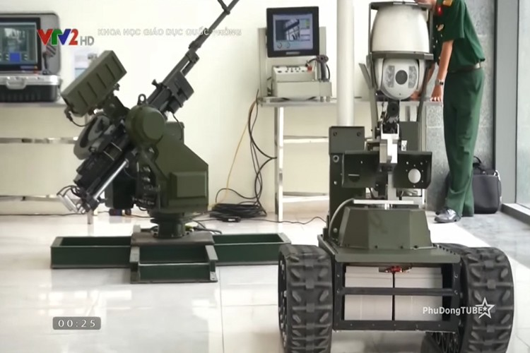 Bat ngo: Viet Nam che tao thanh cong robot chien dau-Hinh-5