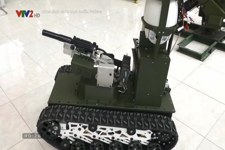 Bat ngo: Viet Nam che tao thanh cong robot chien dau-Hinh-6