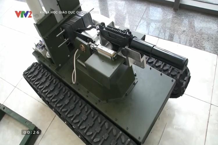 Bat ngo: Viet Nam che tao thanh cong robot chien dau-Hinh-9