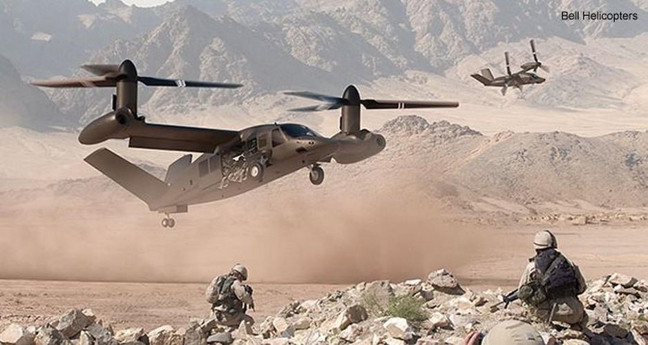 V-280 Valor: Dua con lai UH-60 va V-22 cua Quan doi My-Hinh-2