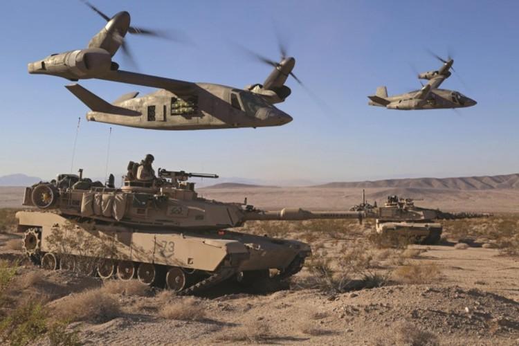 V-280 Valor: Dua con lai UH-60 va V-22 cua Quan doi My-Hinh-3