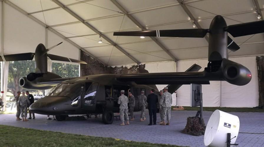V-280 Valor: Dua con lai UH-60 va V-22 cua Quan doi My-Hinh-4