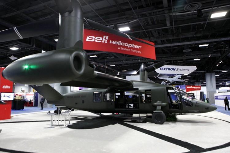 V-280 Valor: Dua con lai UH-60 va V-22 cua Quan doi My-Hinh-7