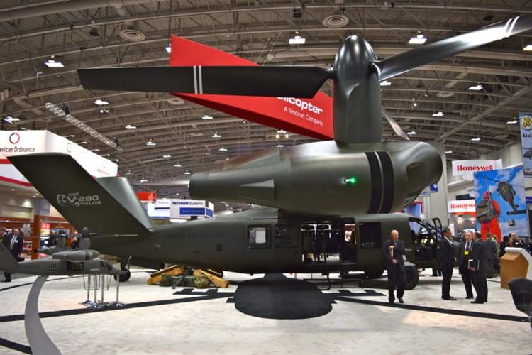 V-280 Valor: Dua con lai UH-60 va V-22 cua Quan doi My-Hinh-8