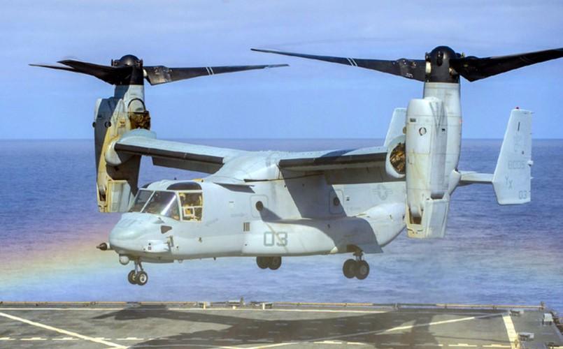 "Boeing V-22 Osprey ""chim ung bien"" cua Hai quan My-Hinh-6"