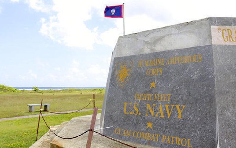Guam: tau san bay khong the bi danh chim cua My-Hinh-13