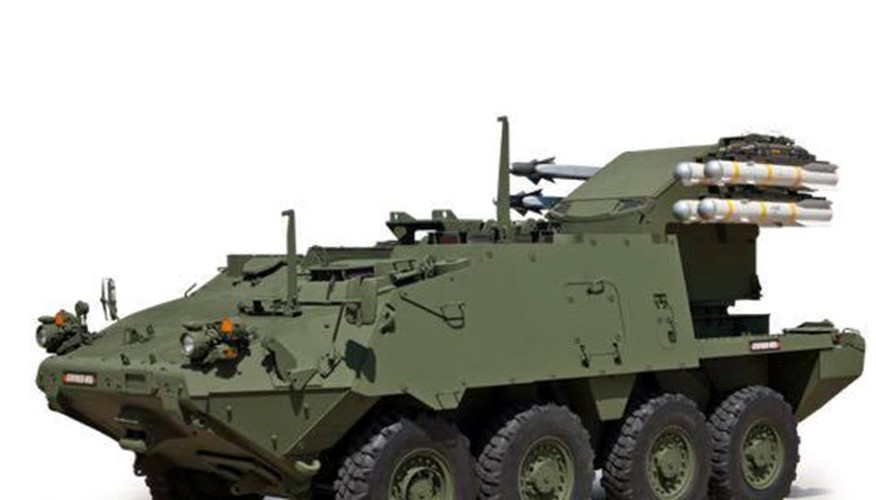 My lot xac Stryker, may bay, xe tang Nga coi chung-Hinh-7