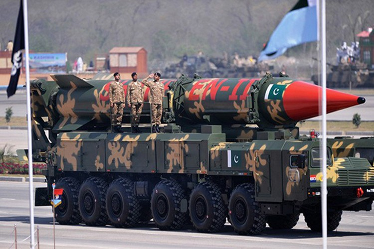 Pakistan ke dung giua trong xung dot Trung-An-Hinh-9