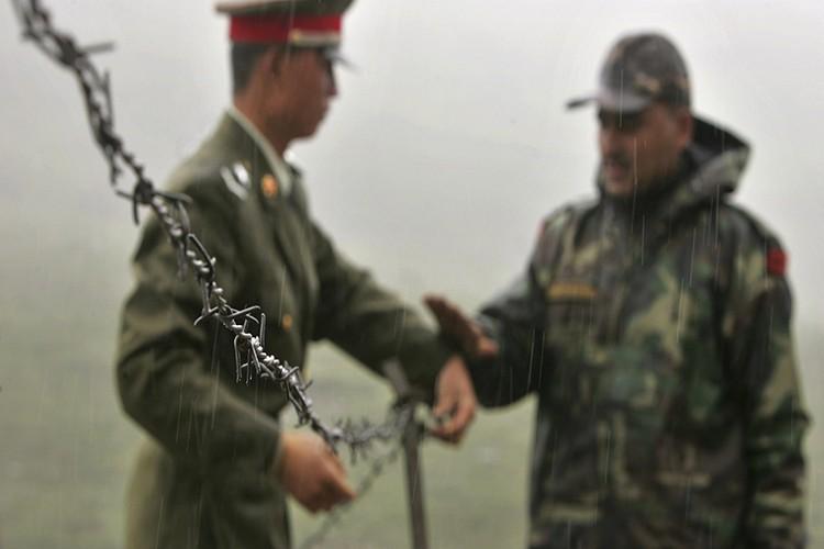 Pakistan ke dung giua trong xung dot Trung-An