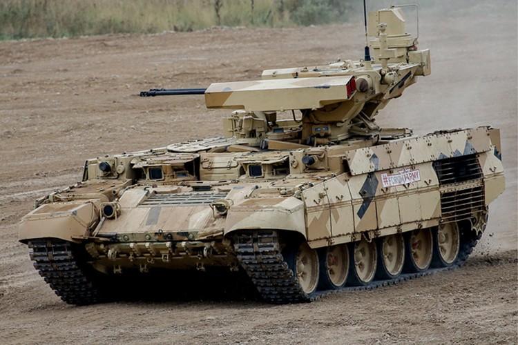 Chiem nguong dan vu khi khung cua Nga tai Army-2017-Hinh-20