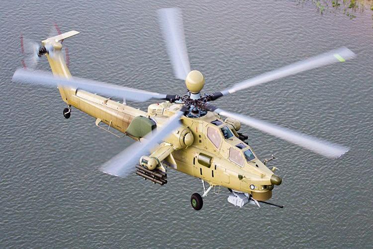 Vua thu nghiem o Syria, Mi-28UB da duoc san xuat hang loat-Hinh-2