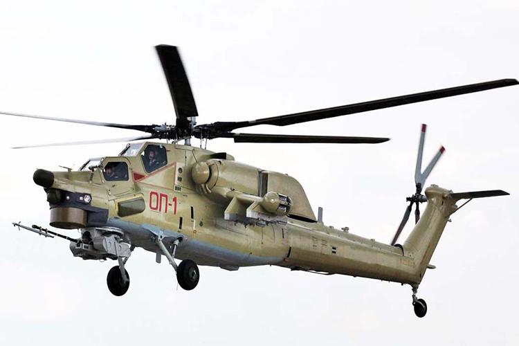 Vua thu nghiem o Syria, Mi-28UB da duoc san xuat hang loat-Hinh-4