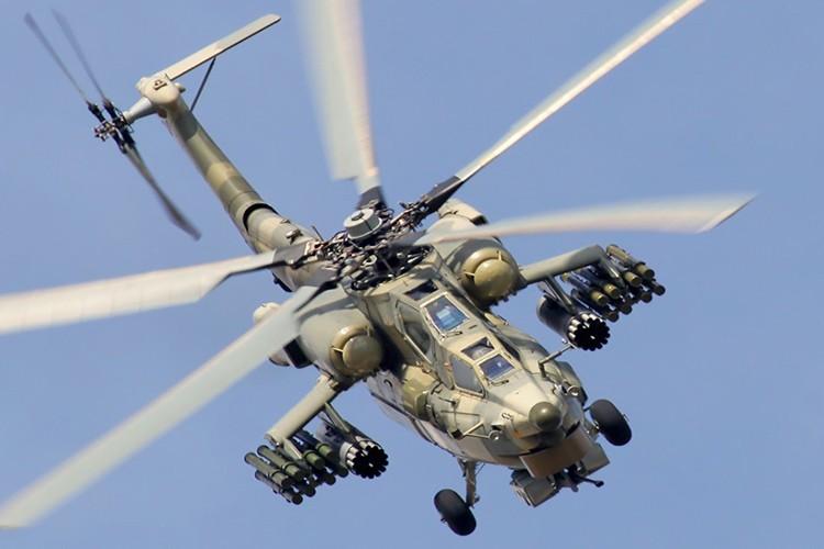 Vua thu nghiem o Syria, Mi-28UB da duoc san xuat hang loat-Hinh-8