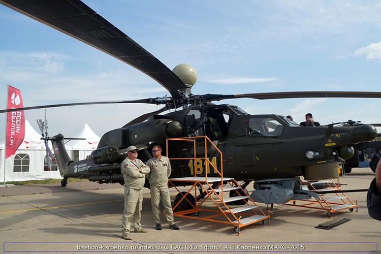 Vua thu nghiem o Syria, Mi-28UB da duoc san xuat hang loat-Hinh-9