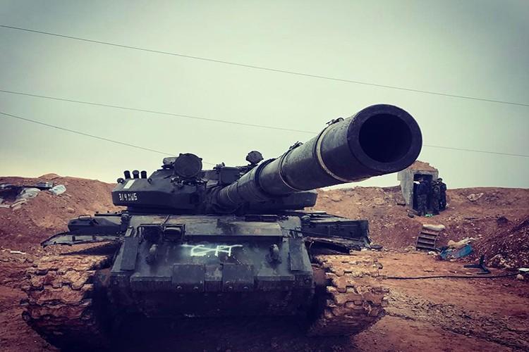 Khong phai T-90, day moi la manh ho diet IS cua Syria-Hinh-5