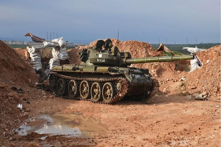 Khong phai T-90, day moi la manh ho diet IS cua Syria-Hinh-6