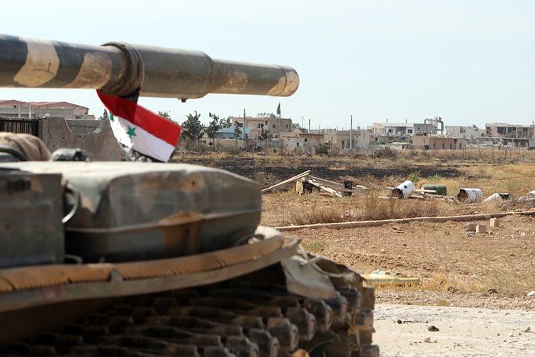 Khong phai T-90, day moi la manh ho diet IS cua Syria