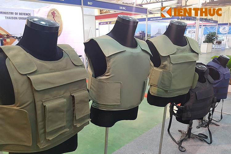 Viet Nam duoc chao hang ao giap chong dan gi tai HSE-2017-Hinh-2